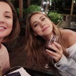 Cammie and Kara called it quits!